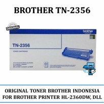 Promo Toner Brother Original TN2356 for HL-2360DN HL-2360DW,dll