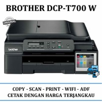 Promo Brother Printer DCP-T700 W