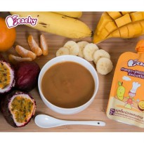 Peachy Mango - Passionfruit Smoothie 100gr (1+ year)