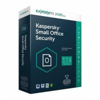 Promo Anti Virus Kaspersky Small Office Security 5 PC + Server