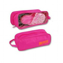 D'Cheryl Shoes Case Simple Import - Magenta