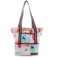 Natural Moms Cooler Bag Tote Korean Bloom