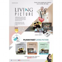 LIVING PICTURE with Augmented Reality Paket 2