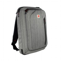 CARION Tas Laptop Multifungsi - Backpack, Sling Bag, Handbag - 330003
