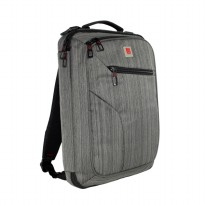 CARION Tas Laptop Multifungsi - Backpack, Sling Bag, Handbag - 330001