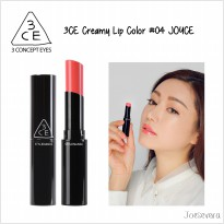 3 Concept Eyes 9 ( 3 CE ) Creamy Lip Color