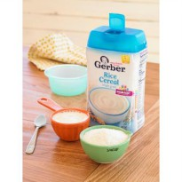 Gerber Rice Cereal Single Grain 8 oz