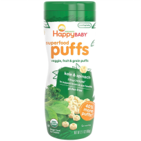 Happy Puff - Kale & Spinach 60gr