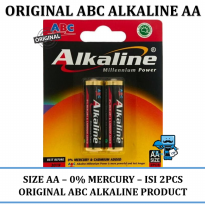 Promo Baterai ABC Alkaline A2 AA - Original High Quality