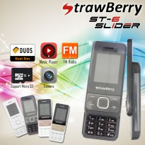 Strawberry ST6 Handphone Slider