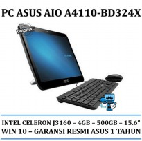 Promo ASUS All in One PC A4110-BD324X - Original