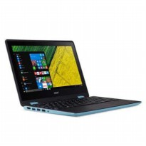 Promo Laptop Acer Spin 1 Intel N3350-4GB- 500GB -Win10 -11.6″ Touch - Blue