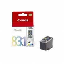 Promo Tinta Canon cartridge PG-831 colour - Original - Kami Dealer Resmi
