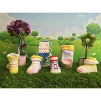 Happy Baby Socks Summer 6 packs - 6-12 month