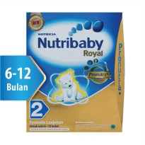 SUSU OBRAL NUTRIBABY ROYAL 2 400 GR