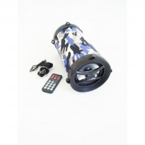 Speaker Portable FLECO F-3389 Remote