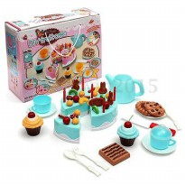 DIY Cake Birthday Singing Playset 75 PCS