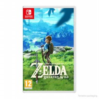 READY The Legend of Zelda Breath of the Wild Nintendo Switch