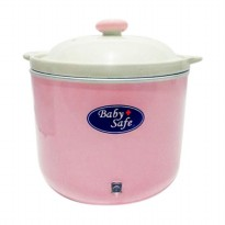 Baby Safe Slow Cooker - Pink