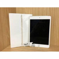 iPad Mini 4 128GB 4G LTE Cellular + Wifi Garansi Apple 1 Tahun (BNIB)