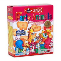 Ginbis Biskuit Party Animal Butter