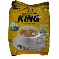 Chek Hup 3 in 1 Ipoh White Coffee King 15x40 Gr