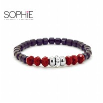 Shopie Paris - KHLOE BRACELET BLACK
