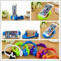 Ok Stand For Tablet And Mobile / Holder Standing Tablet Or Handphone