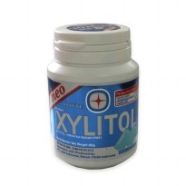 Lotte Chewing Gum Sugar Free Xylitol Mint 60 gram
