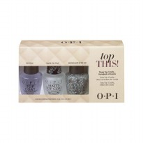 OPI - Top This! Top Coat Kit For woman