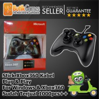 [Limited] Stick Controller XBOX 360 | Stik Game Wired Kabel Cable XBOX 360