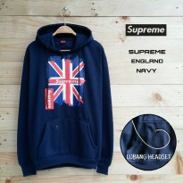sweater jumper supreme england | all size M fit to L