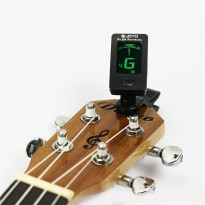 Gitar Tuner Joyo Clip-on Digital Chromatic / Bass / Ukulele Dll
