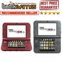 (High Quality) New Nintendo 3DSXL CFW + Micro SD 16GB