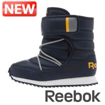 Reebok Kids Boots SM-V52349 Frost Listen ahdonghwa for Junior winter boots fur boots