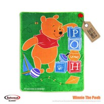 Internal selimut Pooh 160*200