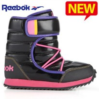 Reebok Kids Boots SM-V52674 Frost Listen ahdonghwa for Junior winter boots fur boots