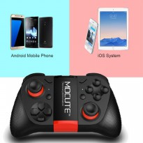 (Gold Product) MOCUTE - 050 Bluetooth V3.0 Wireless Game Controller for android & IOS