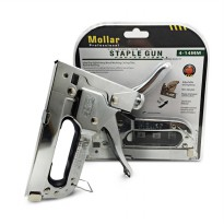 Staple Gun / Staples Gun / Staples Tembak / Staples Jok / Hekter Tembak 3 In 1 MOLLAR