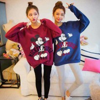 Stelan Sweater Mickey Mouse -  Import
