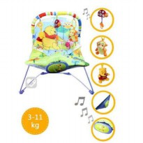musical melodies carter's junior bouncer rocker infant seat mastela pliko babyelle