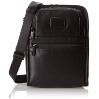 [macyskorea] Tumi Alpha 2 Organizer Travel Leather Tote, Black, One Size/18839402
