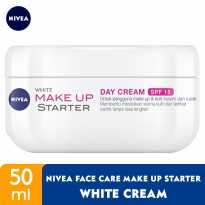 NIVEA Face Care Make Up Starter White Cream 50ml