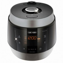 Cuckoo Rice Cooker CRP QS1010FS For 10 Persons Black/Silver