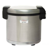 [Maspion] Magic Jar/Penghangat Nasi (20 Liter) Stainless Steel Maspion MRJ-200BS