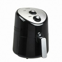 Lotte LSF-801 Air Fryer 2.6L Capacity High Heat Air Circulation  Black