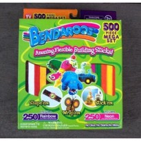 Bendaroos Building Stick As Seen On TV (1Box=500pcs)