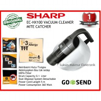Vacuum Cleaner Sharp EC-HX100Y-S Mite Catcher