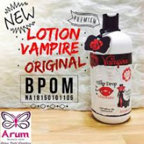 BODY LOTION VAMPIR KECIL 150 ML ~ ORIGINAL ~ BPOM ~ Lotion pemutih