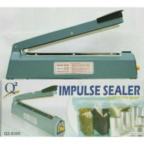 Q2 Impulse Sealer 8300 /Mesin Press Plastik 30cm/plastik Packing